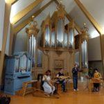 古楽アンサンブル ラ・モッラ|ヨーロッパ中世後期の歌と器楽作品|軽井沢コルネ