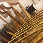 ファンダンゴ|ワークショップ|ハープ女学園2019